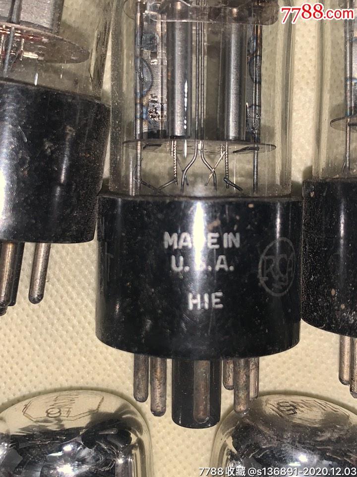民國時期,美國收音機電子管_價格934元_第16張_