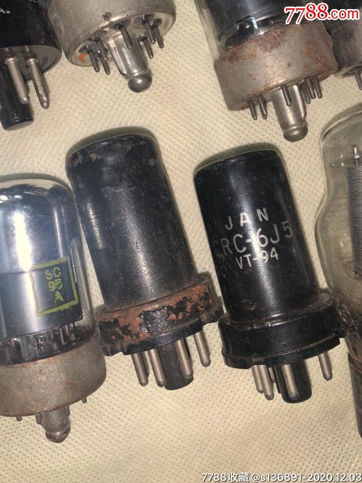 民國時期,美國收音機電子管_價格934元_第22張_