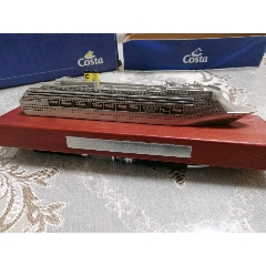 歌詩達郵輪船模型(au24961850)_7788舊貨商城__七七八八商品交易平臺(7788.com)
