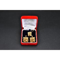 (P9180)《日本袖扣》原盒袖扣三枚金屬制造形獨特制作精美大袖扣尺寸:(au24974272)_7788舊貨商城__七七八八商品交易平臺(7788.com)