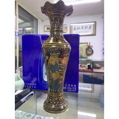 80年代全新歐洲回流老銅花瓶(au24986871)_7788舊貨商城__七七八八商品交易平臺(7788.com)