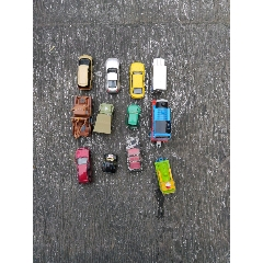 模型玩具車一堆合售(au25016819)_7788舊貨商城__七七八八商品交易平臺(7788.com)