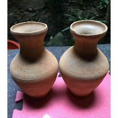 早期舊收藏宋代出土一對花瓶保真,(au25053741)_7788舊貨商城__七七八八商品交易平臺(7788.com)