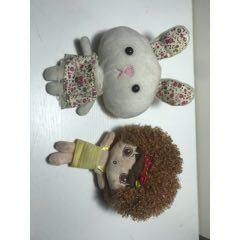 兩個娃娃合售(au25068191)_7788舊貨商城__七七八八商品交易平臺(7788.com)