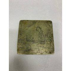一個白銅墨盒(au25102714)_7788舊貨商城__七七八八商品交易平臺(7788.com)
