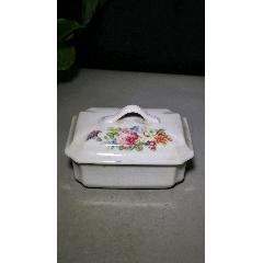 瓷質肥皂盒!造型獨特!圖案精美!瓷質細膩!十分完整!(au25110771)_7788舊貨商城__七七八八商品交易平臺(7788.com)