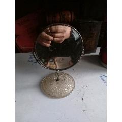 懷舊民國老玻璃擺件小圓鏡(au25137461)_7788舊貨商城__七七八八商品交易平臺(7788.com)