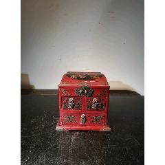 彩繪貼皮工藝盒子(au25138209)_7788舊貨商城__七七八八商品交易平臺(7788.com)