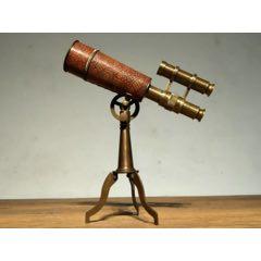 回流銅制望遠鏡,三角支架可拆,雙鏡頭一大一小,做工精細,鏡頭清晰,可使用…三公里(zc25138788)_7788舊貨商城__七七八八商品交易平臺(7788.com)