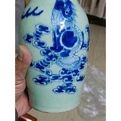 青釉瓶(流拍)(au25138783)_7788舊貨商城__七七八八商品交易平臺(7788.com)