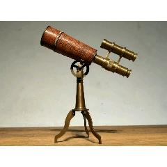 回流銅制望遠鏡,三角支架可拆,雙鏡頭一大一小,做工精細,鏡頭清晰,可使用…三公里(zc25138886)_7788舊貨商城__七七八八商品交易平臺(7788.com)