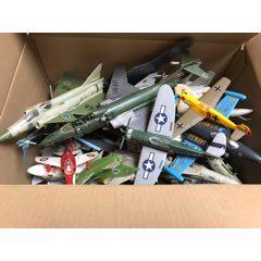 飛機模型玩具一組(au25141404)_7788舊貨商城__七七八八商品交易平臺(7788.com)