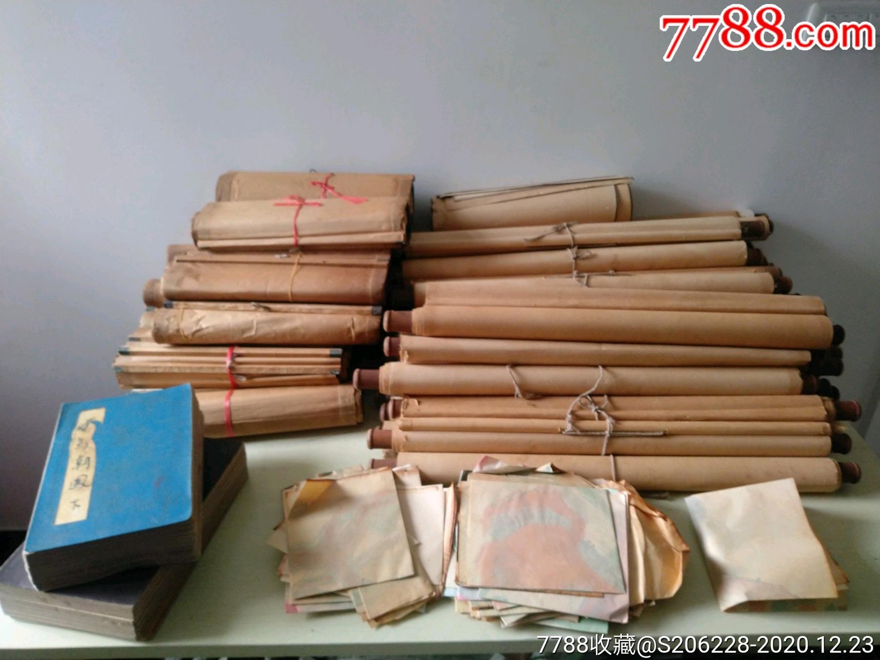 一堆近些年的行画打包出售(au25141839)_7788旧货商城__七七八八商品交易平台(7788.com)