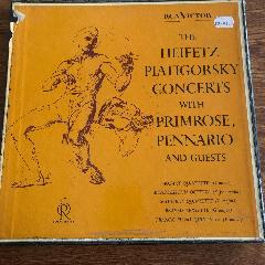 海菲茲小提琴演繹皮亞蒂戈爾斯基大提琴演繹舒伯特等作品A54十二寸3LP(au25142130)_7788舊貨商城__七七八八商品交易平臺(7788.com)
