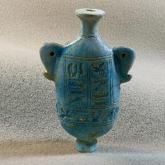 中東藍釉雕刻石瓶【寶貝尺寸】:長95寬60厚度19毫米,重量124克左右(au25143664)_7788舊貨商城__七七八八商品交易平臺(7788.com)
