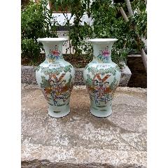 豆青大花瓶高度60左右(au25146439)_7788舊貨商城__七七八八商品交易平臺(7788.com)