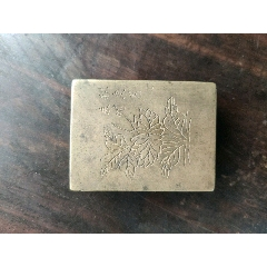 銅墨盒(裂)(zc25147072)_7788舊貨商城__七七八八商品交易平臺(7788.com)