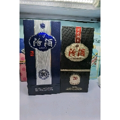 20年青花汾酒和黑瓶20年汾酒(au25147116)_7788舊貨商城__七七八八商品交易平臺(7788.com)