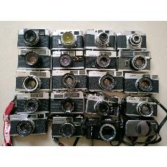 大量相機打包出售(20臺)(au25150309)_7788舊貨商城__七七八八商品交易平臺(7788.com)