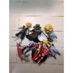 玩具一組七龍珠百獸王魔獸爭霸等(au25151129)_7788舊貨商城__七七八八商品交易平臺(7788.com)