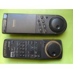 兩個原裝進口遙控器-panasonic--SHARP(au25152521)_7788舊貨商城__七七八八商品交易平臺(7788.com)