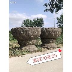 民國老溫石蓮花魚盒。(au25157488)_7788舊貨商城__七七八八商品交易平臺(7788.com)