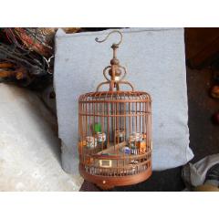 民國時期【老工老料】鳥籠(au25158253)_7788舊貨商城__七七八八商品交易平臺(7788.com)