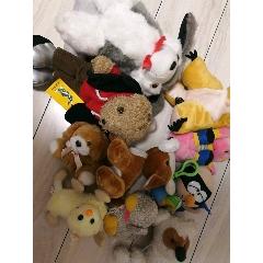 一堆毛絨玩具(au25162788)_7788舊貨商城__七七八八商品交易平臺(7788.com)