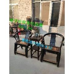 民國圈椅三件套(au25163665)_7788舊貨商城__七七八八商品交易平臺(7788.com)