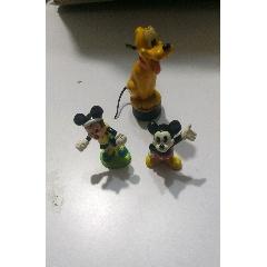 迪士尼米老鼠玩具3個(au25164695)_7788舊貨商城__七七八八商品交易平臺(7788.com)