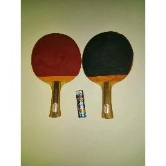 《紅雙喜》乒乓球拍一對一起拍(au25168035)_7788舊貨商城__七七八八商品交易平臺(7788.com)