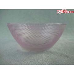 早期精致漂亮的粉紫色老琉璃碗珍珠碗,品相超好顏色極美(au25184937)_7788舊貨商城__七七八八商品交易平臺(7788.com)