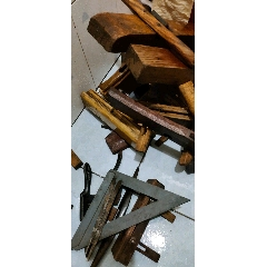重量16.65公斤——各種紅木刨子,及木工工具(62件合拍(au25183315)_7788舊貨商城__七七八八商品交易平臺(7788.com)