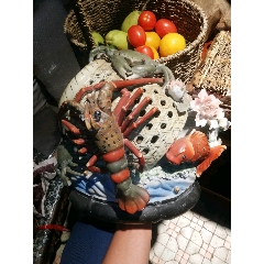 海鮮瓷器擺件(au25197550)_7788舊貨商城__七七八八商品交易平臺(7788.com)