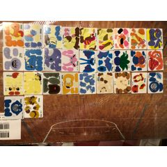 奇多神奇宝贝拼装卡60张-¥561 元_食品卡_7788网