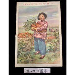 59年代宣傳畫~殘次品,品自定(au25247587)_7788舊貨商城__七七八八商品交易平臺(7788.com)