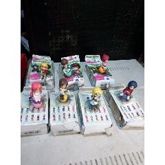 糖食玩具日本卡通人物一組(au25272214)_7788舊貨商城__七七八八商品交易平臺(7788.com)