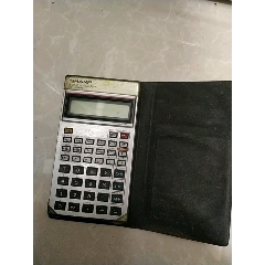 SHARP,計算器(au25274449)_7788舊貨商城__七七八八商品交易平臺(7788.com)