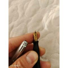 金星五成赤金鋼筆