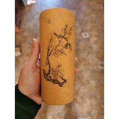 紫砂瓶,花鳥(au25327096)_7788舊貨商城__七七八八商品交易平臺(7788.com)