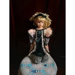 老式陶瓷娃娃一個(au25346722)_7788舊貨商城__七七八八商品交易平臺(7788.com)