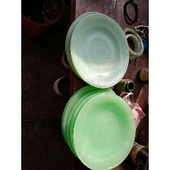 玻璃杯兩套顏色不同,4x6個。(au25374780)_7788舊貨商城__七七八八商品交易平臺(7788.com)