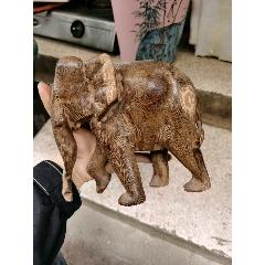 老雞翅木雕大象擺件(au25376185)_7788舊貨商城__七七八八商品交易平臺(7788.com)