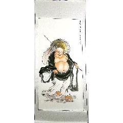 保真銷售,江蘇美協名家丁惠興先生手繪4尺人物精品真跡(zc25476047)_7788舊貨商城__七七八八商品交易平臺(7788.com)