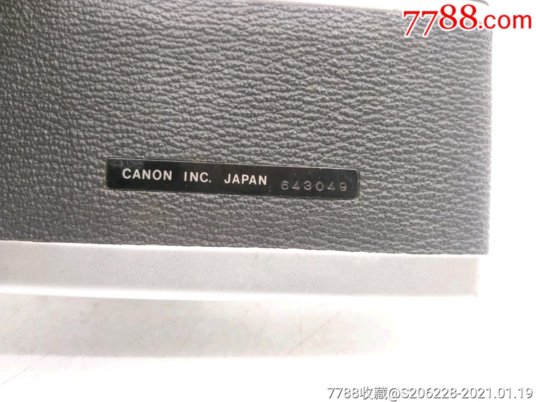 229★Canon_Canonet-QL17旁軸相機/機身編號:643049_價格260元_第6張_