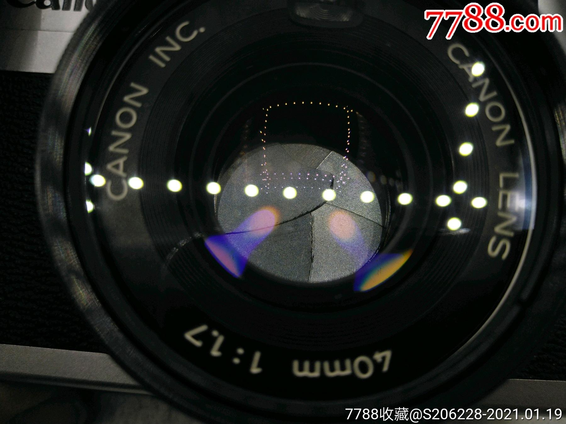229★Canon_Canonet-QL17旁軸相機/機身編號:643049_價格260元_第9張_
