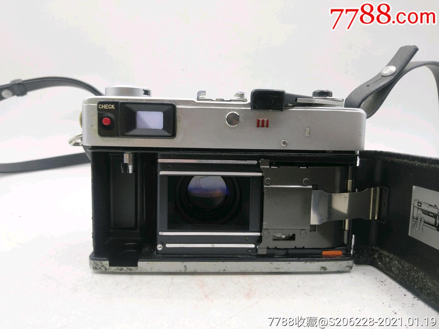229★Canon_Canonet-QL17旁軸相機/機身編號:643049_價格260元_第19張_