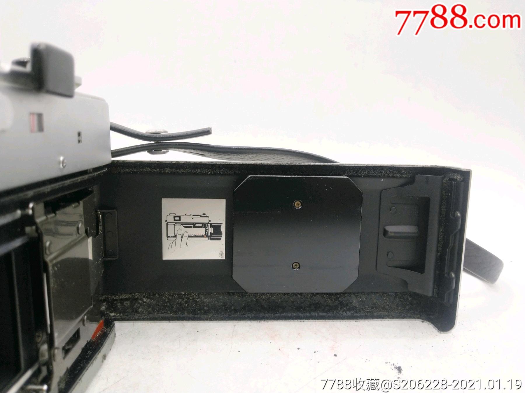 229★Canon_Canonet-QL17旁軸相機/機身編號:643049_價格260元_第20張_