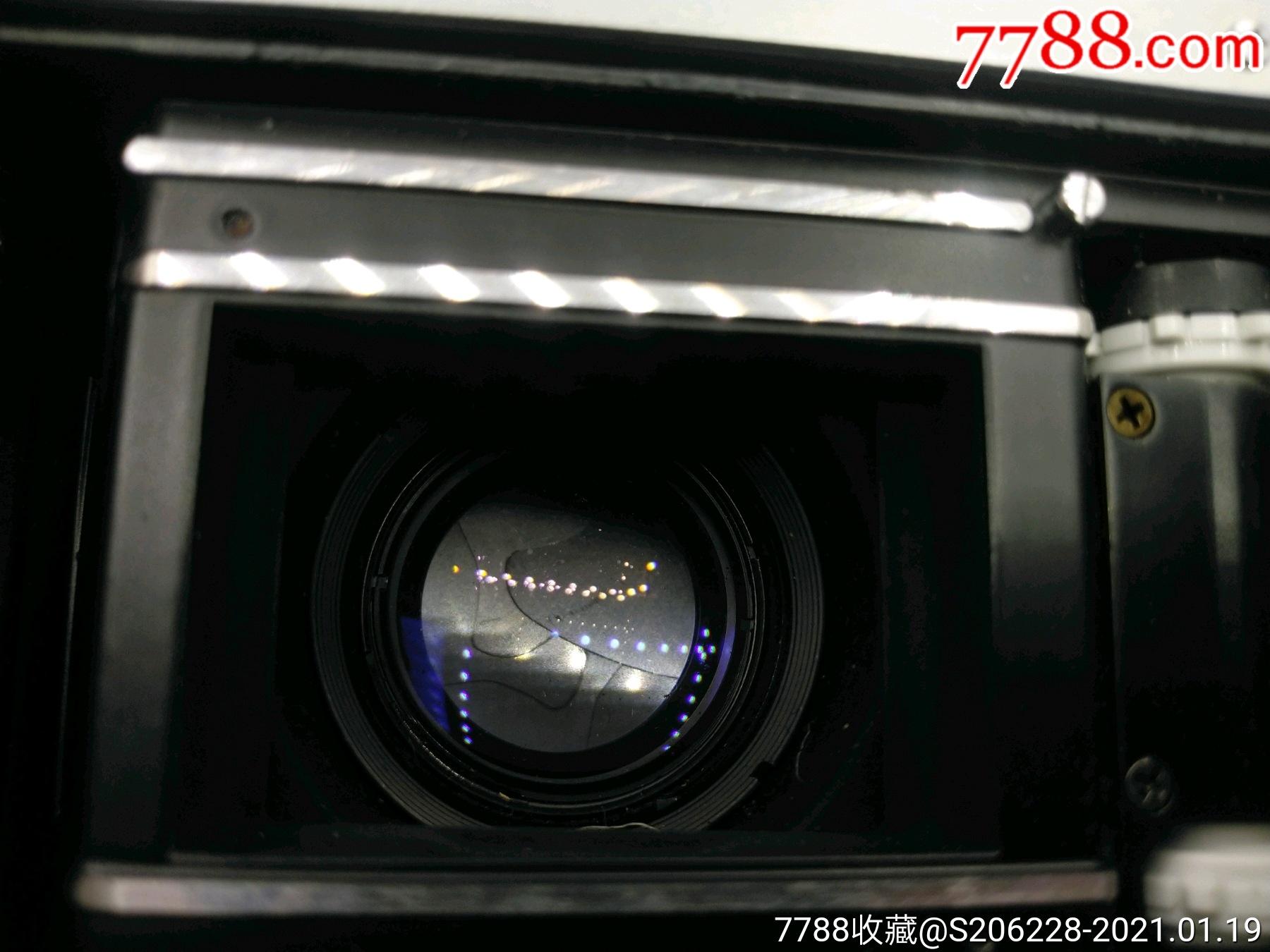 229★Canon_Canonet-QL17旁軸相機/機身編號:643049_價格260元_第21張_