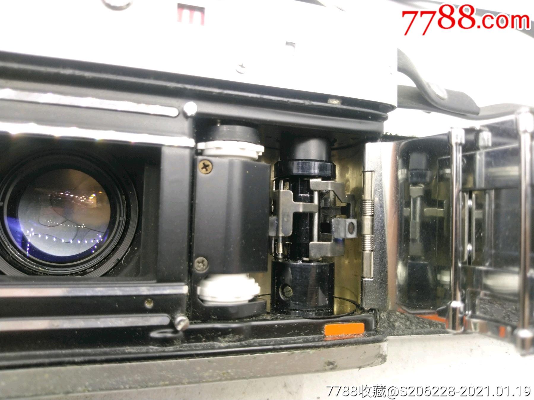 229★Canon_Canonet-QL17旁軸相機/機身編號:643049_價格260元_第23張_